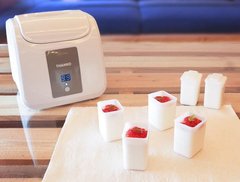 ヨーグルトが作れる ヨーグルト冷蔵庫
