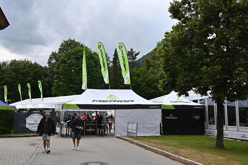 ドイツのルーポルディングで開催されたメリダのグローバル発表会