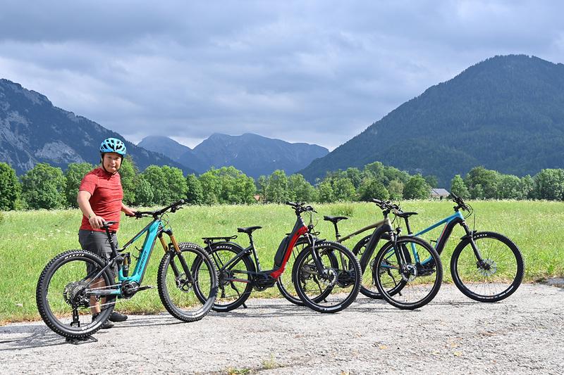 メリダは4種類の新しいe-bikeを発表