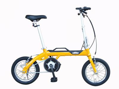 軽量電動アシスト自転車「アウトランクe」