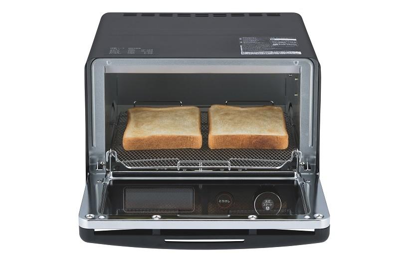 トーストコースは、「サクふわトースト」を採用。中はふわっと、表面はサクッと感のあるトーストを実現