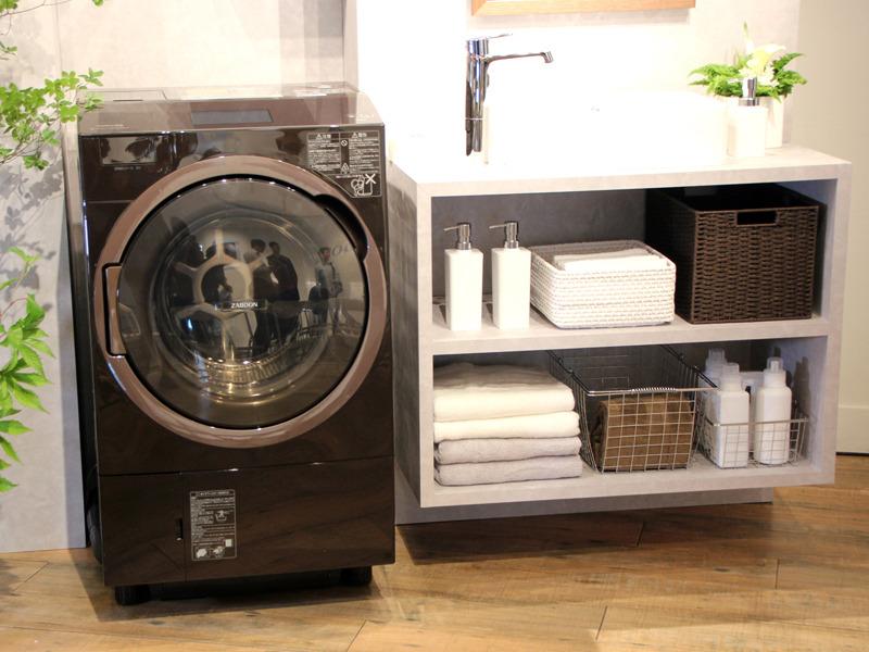 ドラム式洗濯乾燥機「ZABOON(ザブーン) TW-127X8」