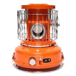 鮮やかな橙色モデル