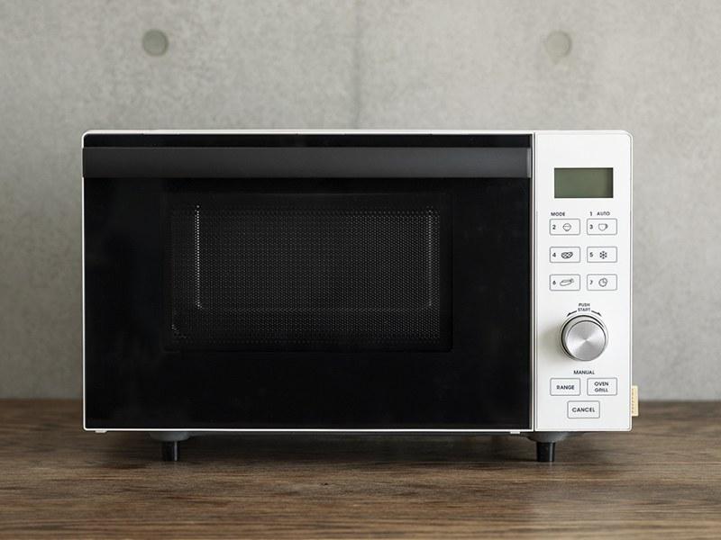 赤外線センサー付フラットオーブンレンジ(18L)「AT-DR22」