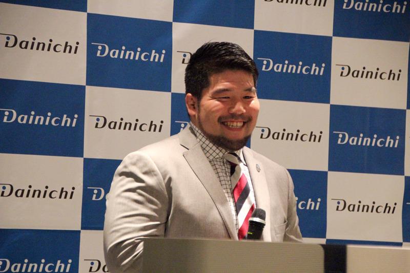ラグビー元日本代表・畠山 健介さん