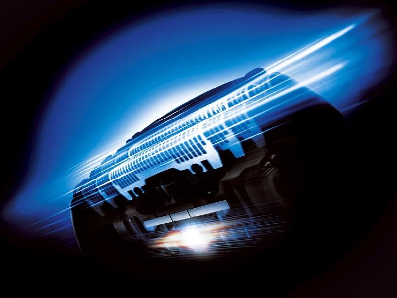 内刃を約14,000ストローク/回で高速駆動させる、リニアモーターを採用