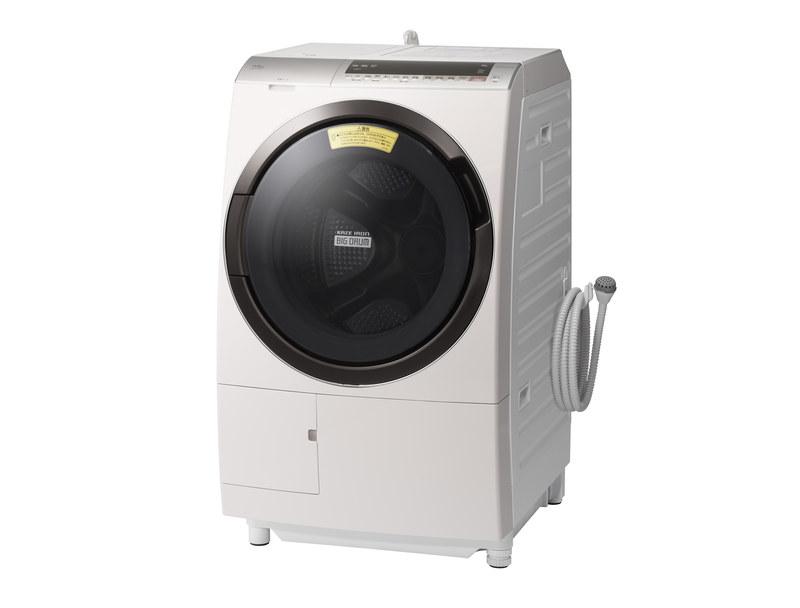 ドラム式洗濯乾燥機「ヒートリサイクル 風アイロン ビッグドラム BD-SX110E」