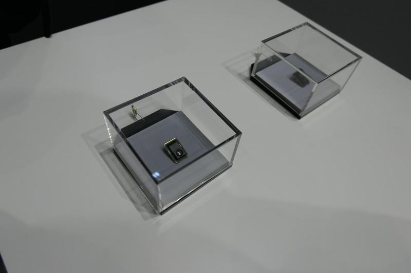 新たに搭載した高解像度・高感度の「サーマルダイオード赤外線センサー」