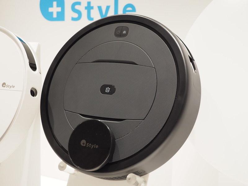 スマートロボット掃除機「G300」