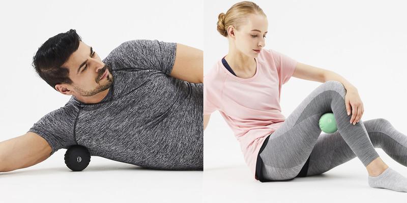 振動+温熱で筋肉にアプローチ