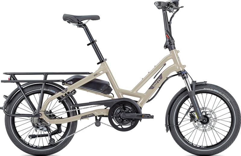 カーゴバイクのミニベロe-bike「HSD」