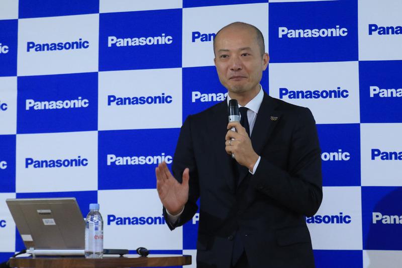 パナソニック株式会社 執行役員 ビジネスイノベーション本部 本部長の馬場 渉氏