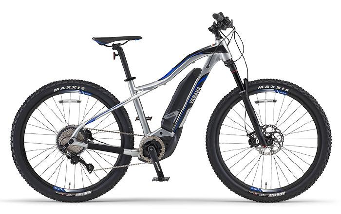 期間中はe-MTB「YPJ-XC」とロードバイクタイプの「YPJ-ER」が無料で試乗可能