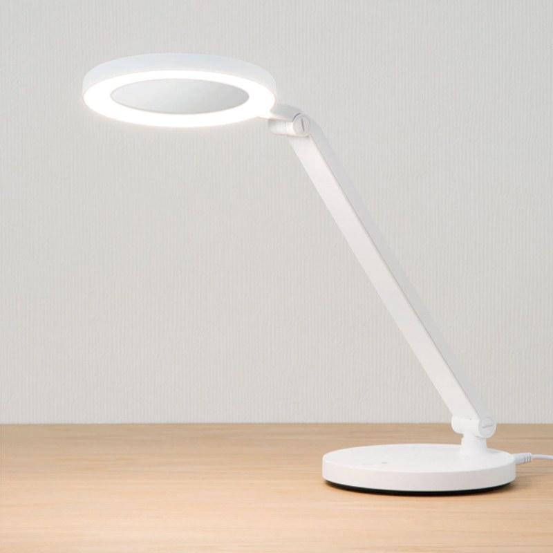 LEDデスクライト「LAM228」ホワイト