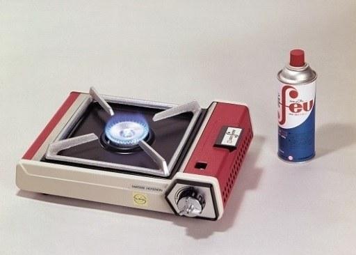 1969年12月に「イワタニホースノン・カセットフー」を発売