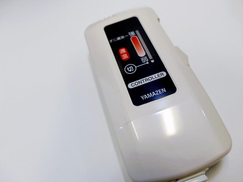 室温センサーのないリモコン