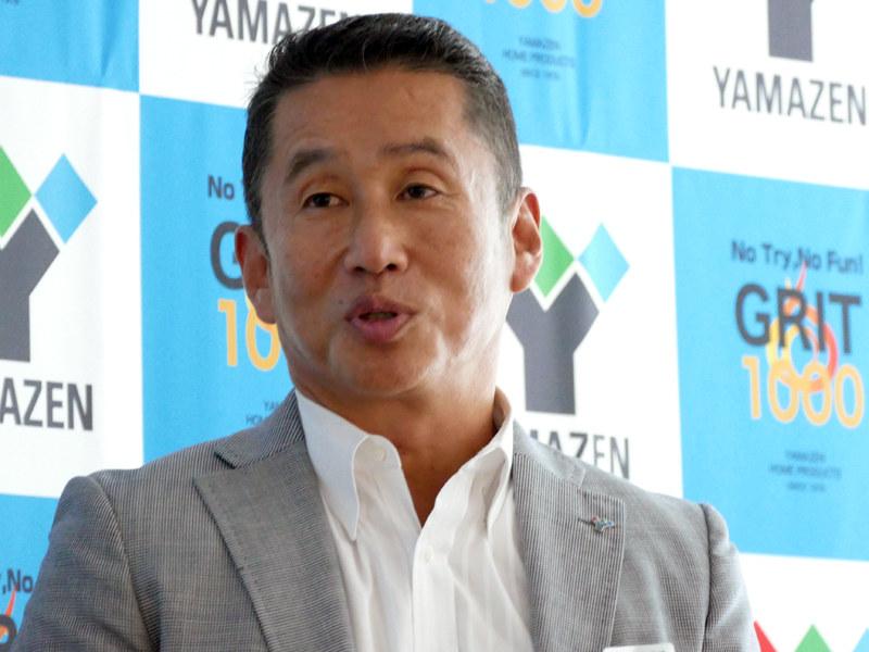 同社 家庭機器事業部 事業部長の中山 尚律氏