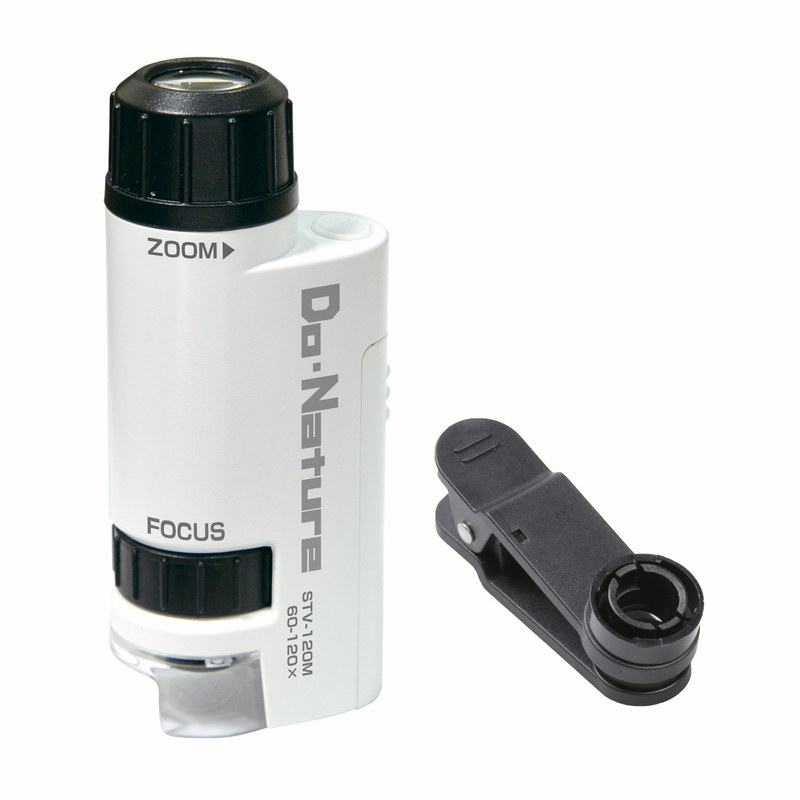 ハンディ顕微鏡「Do・Nature STV-120M WSA」