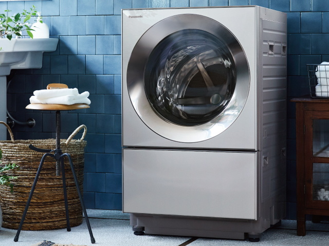 ドラム洗濯乾燥機「Cuble NA-VG2400-L/R」