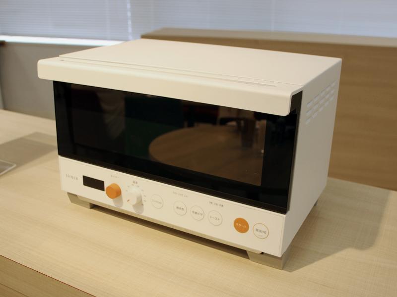 """プレミアムオーブントースター すばやき""""おまかせ"""" ST-2D251"""
