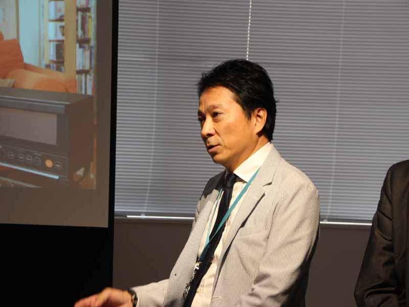 シロカ 開発グループ マネジャーの小川 大助氏