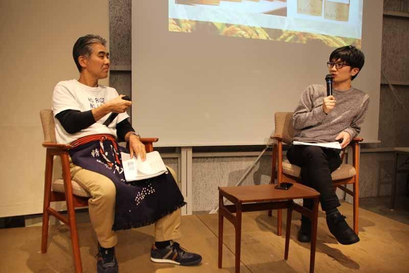小池 理雄さん(左)と平井 巧さん