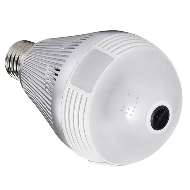 i Bulb camera 電球型ネットワークカメラ「BTNC-IP5MP」