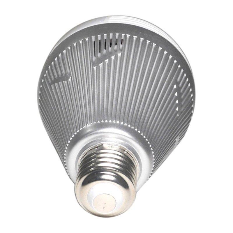 E26型の電球ソケットに装着すれば電源を確保できる