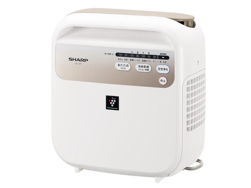 プラズマクラスターふとん乾燥機「UD-CF1」