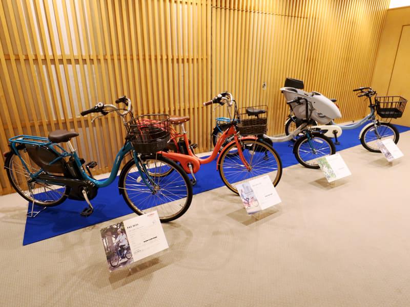 ヤマハ発動機の電動アシスト自転車「PAS」シリーズの2020年モデル