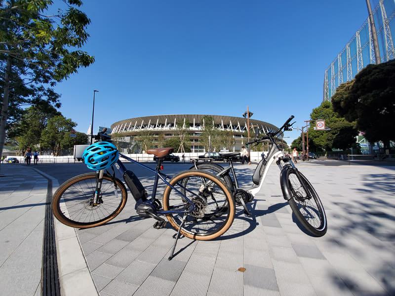 自転車を難しく考えずに緩く楽しめる、本当に楽しい乗り物がe-bikeです