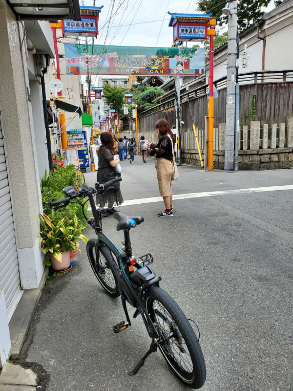 e-bikeで各地をサクサク巡る