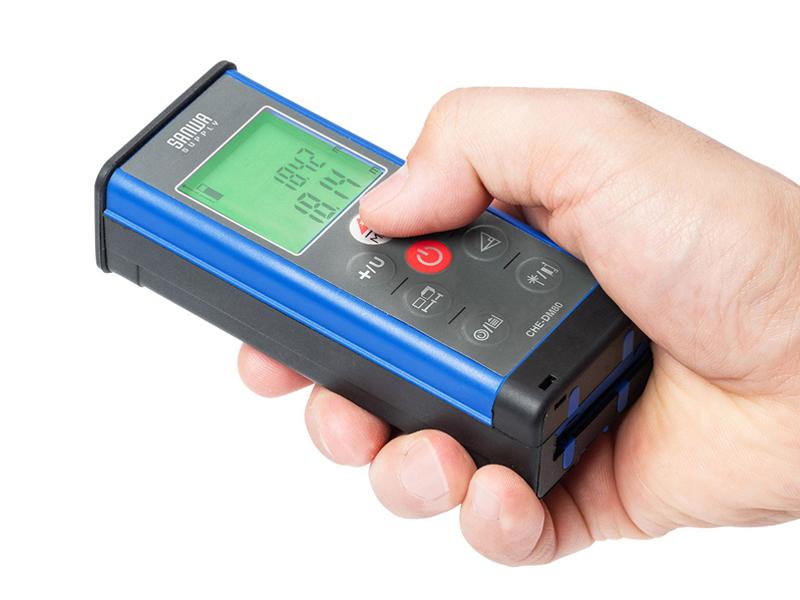 レーザー距離計「CHE-DM80」