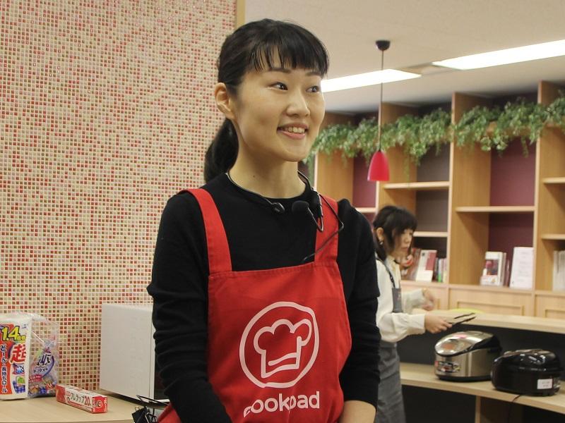クックパッド マーケティングサポート事業部 ストラテジックプランニンググループ プランナーの水田 玲奈氏