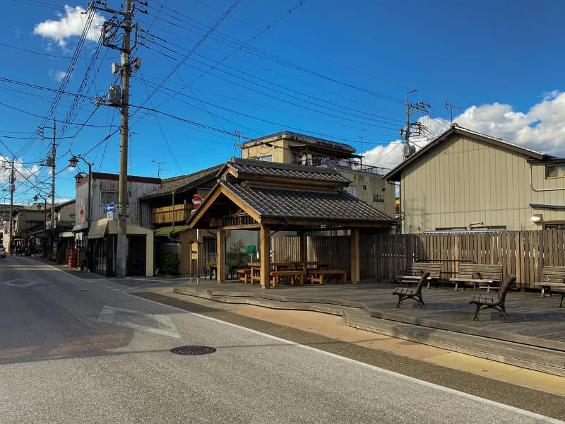 ウロウロと富岡周辺を5kmくらい走ったでしょうか。食後の腹ごなしライド感覚でしたが、表通りから裏道までしっかり観光できました