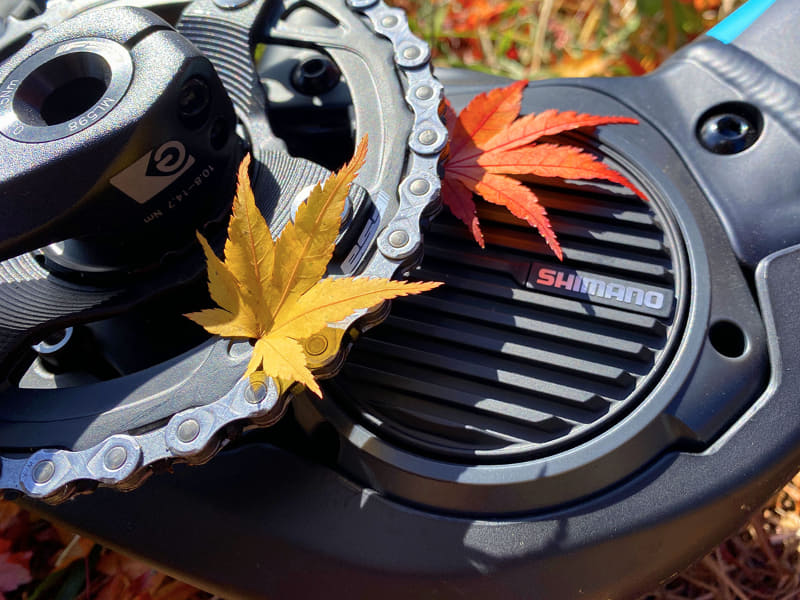 来年もまたヤルぞ! 秋のe-bike紅葉狩り&観光ライド!