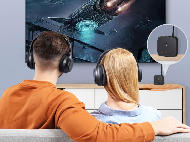 2台同時接続でも高音質・低遅延なコーデック「aptX LL」に対応