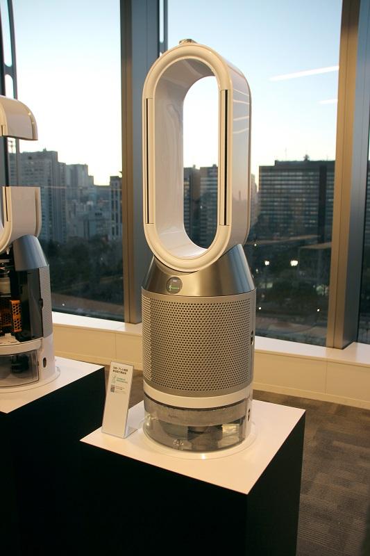 Dyson Pure Humidify+Cool加湿空気清浄機