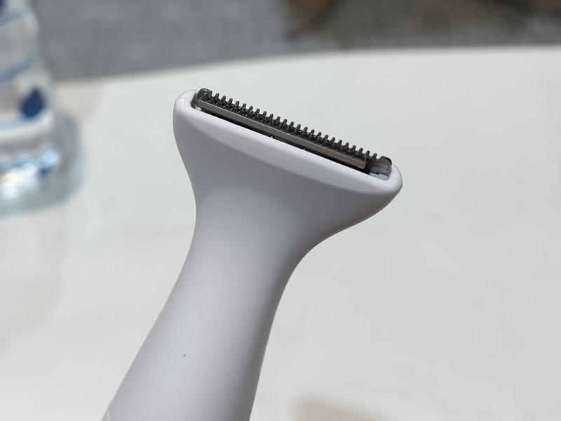 毛をカットするトリマー刃