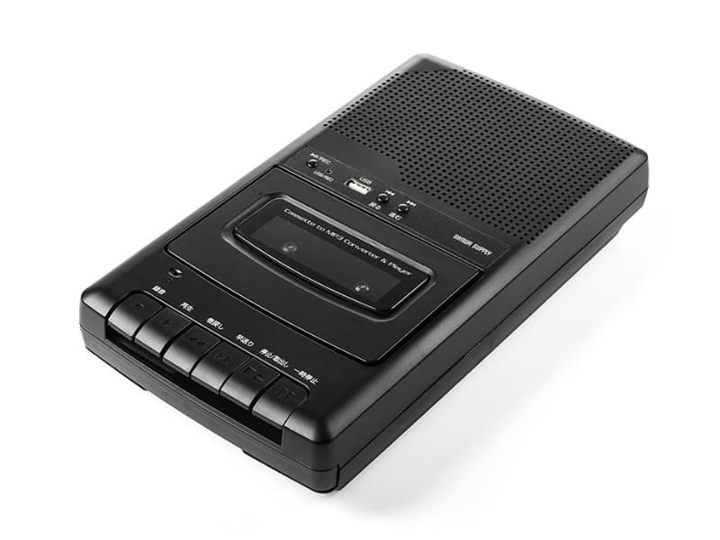 カセット変換プレーヤー「400-MEDI033」