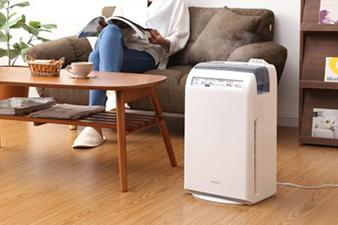 加湿空気清浄機「10畳用 リニューアル HXF-B25」 寄付金額:40,000円