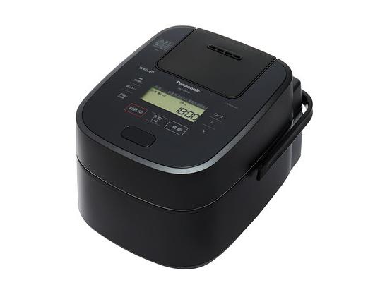 スチーム&可変圧力IHジャー炊飯器「Wおどり炊き SR-VSA0シリーズ」