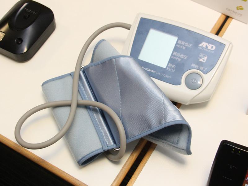 A&Dの血圧計「UA-772PBT」