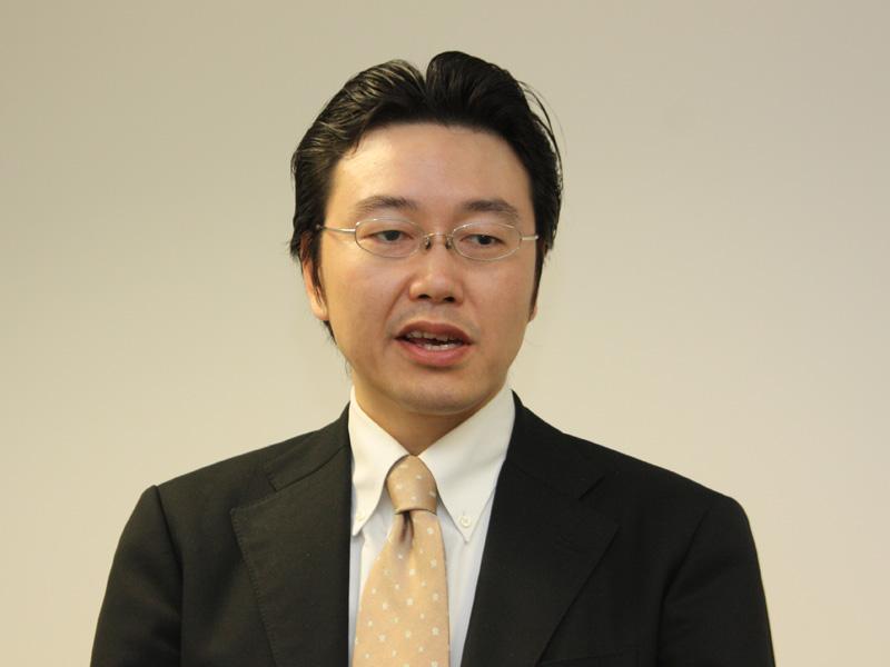 インテルの事業開発本部 デジタルヘルス事業部長 石川真澄氏。コンティニュアの日本地域委員会代表も務める