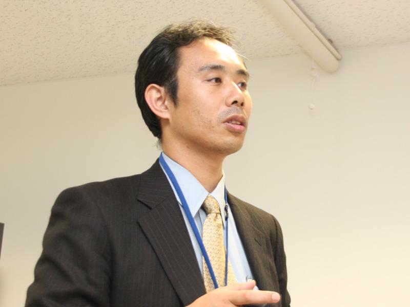 インテル ソフトウェア&サービス統括部 アプリケーション技術部 アプリケーションエンジニア 林浩史氏