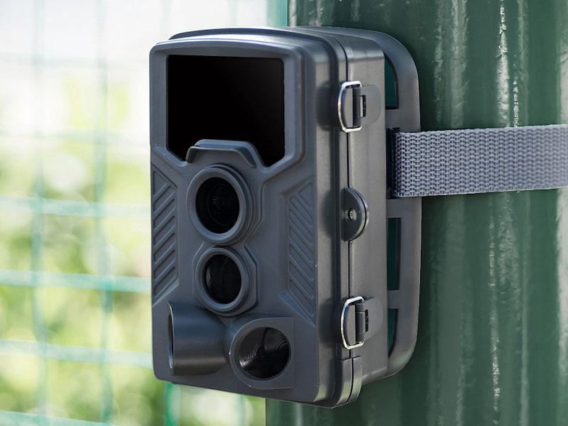 セキュリティカメラ「CMS-SC03GY」