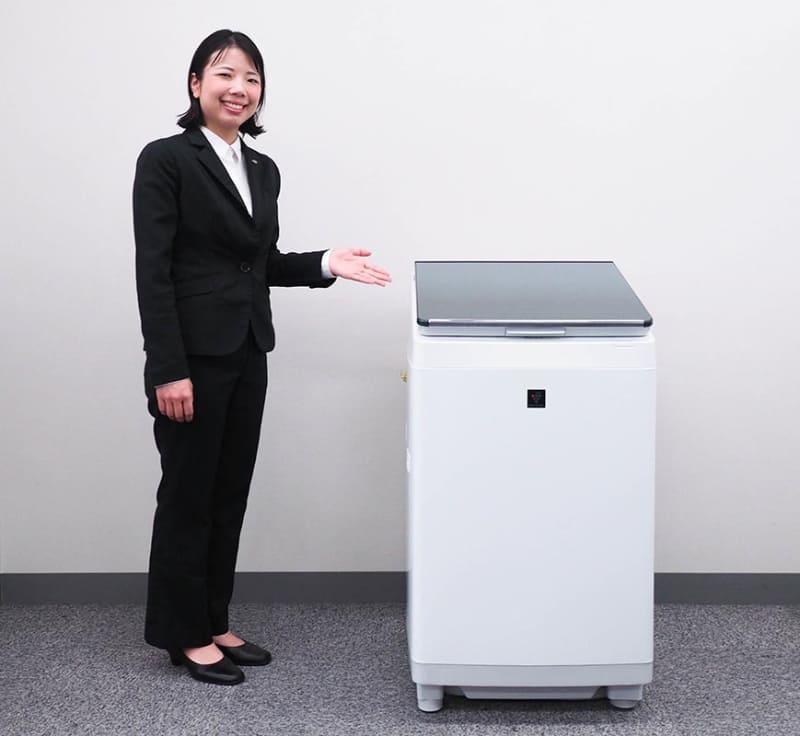 洗濯容量11kgの「ES-PW11E」