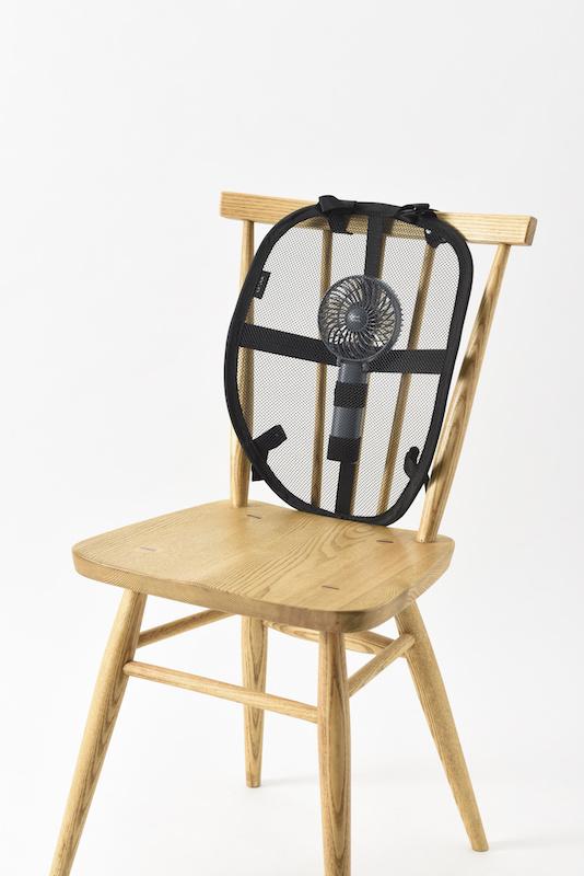 椅子にも使用可能