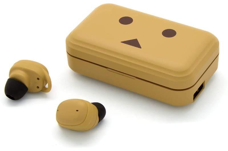 DANBOARD Wireless Earphones(文字無しバージョン)