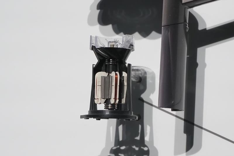 新しいDyson Hyperdymiumモーター
